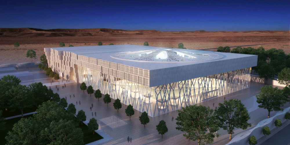 National Museum of Afghanistan / TheeAe LTD第1张图片