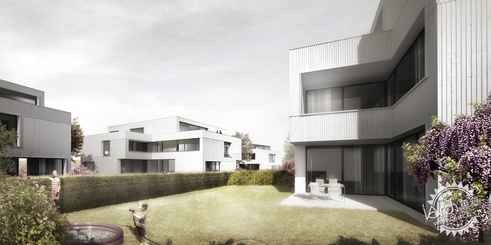 Housing Development / kit Architects第1张图片