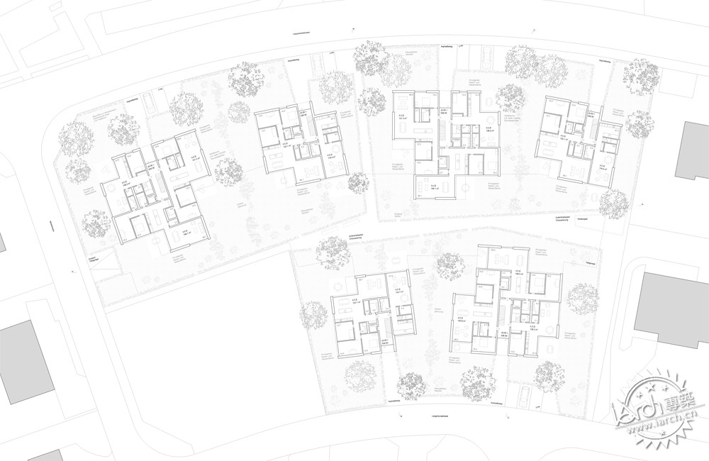 Housing Development / kit Architects第3张图片