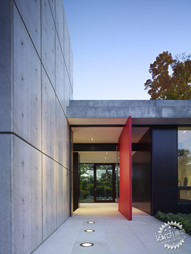 Private Residence / Grunsfeld Shafer Architects第6张图片