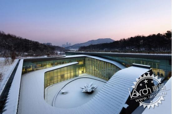 Seoul Memorial Park by HAEAHN architecture 首尔纪念公园第1张图片