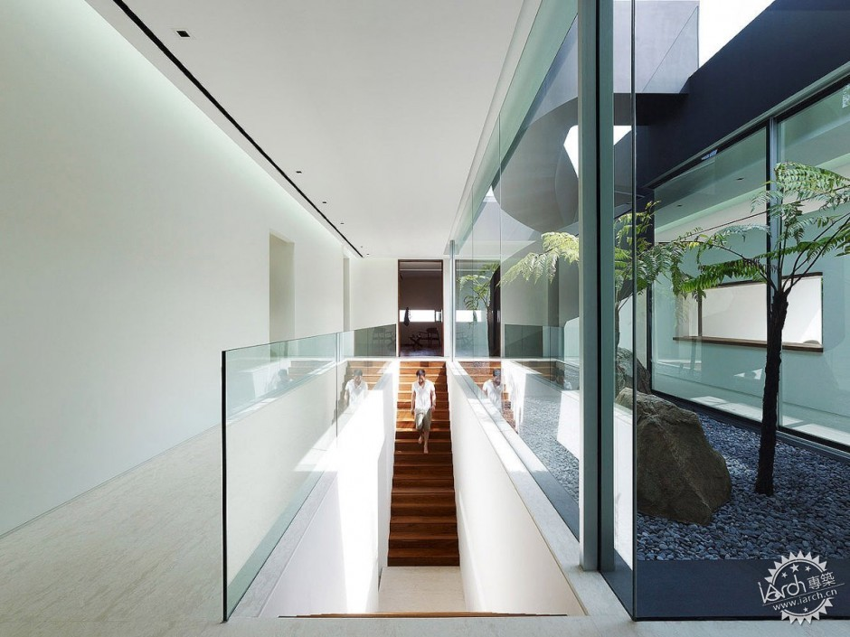 ONG&ONG have designed the JKC1 house in Singapore.第8张图片
