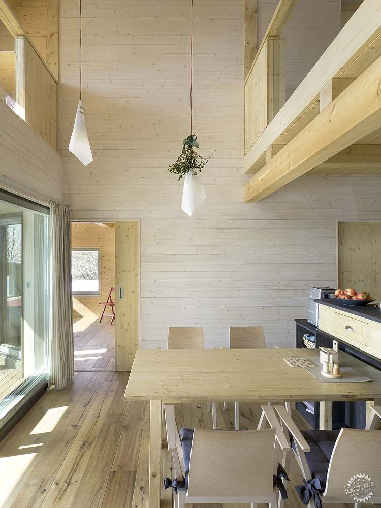 House on the Marsh / A1 Architects第1张图片