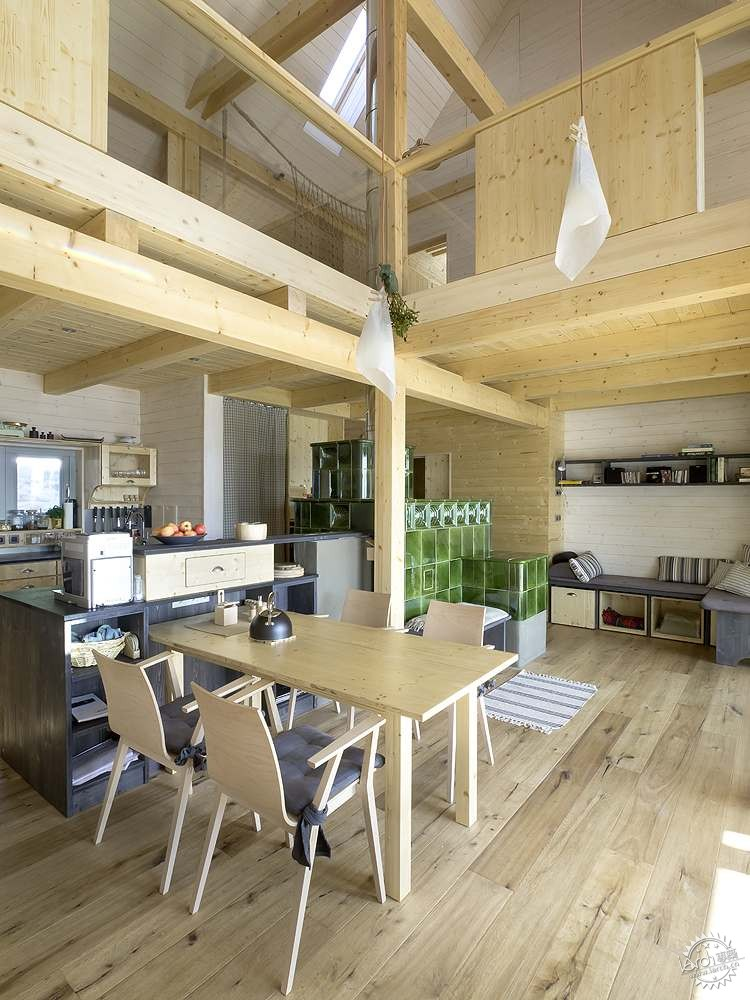 House on the Marsh / A1 Architects第2张图片