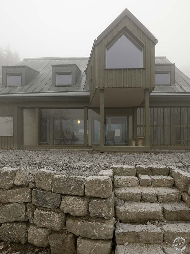 House on the Marsh / A1 Architects第9张图片