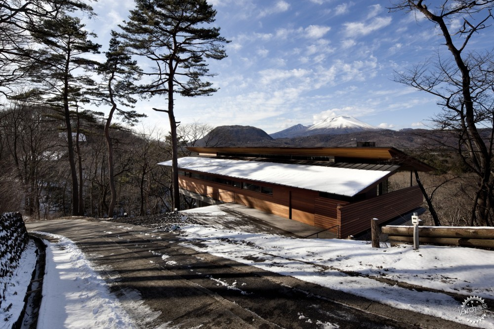 House in Asamayama / Kidosaki Architects Studio第2张图片