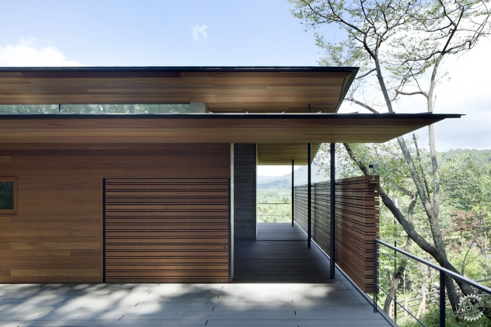 House in Asamayama / Kidosaki Architects Studio第7张图片
