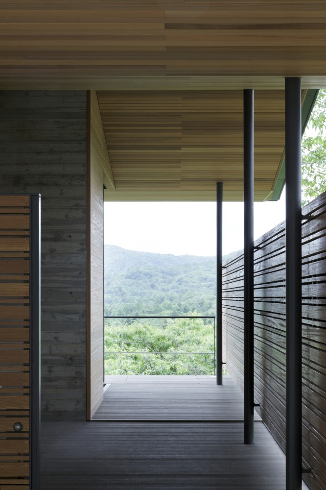 House in Asamayama / Kidosaki Architects Studio第10张图片