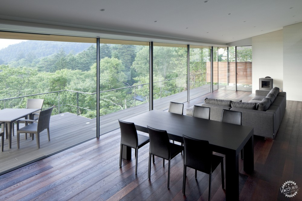 House in Asamayama / Kidosaki Architects Studio第13张图片