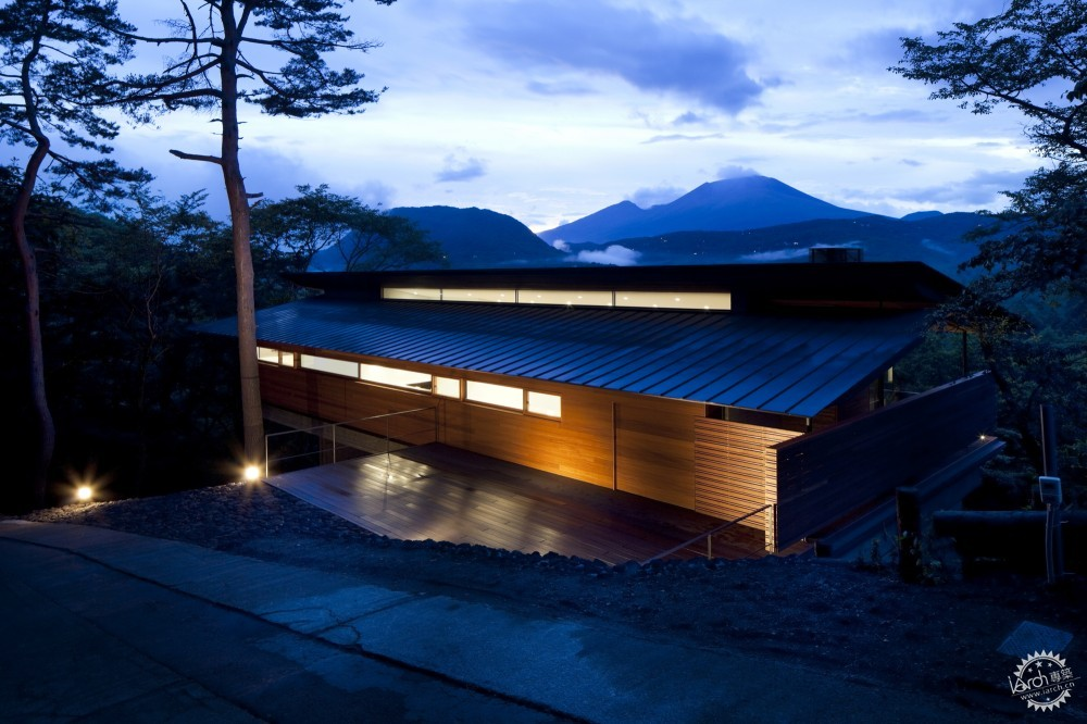 House in Asamayama / Kidosaki Architects Studio第22张图片