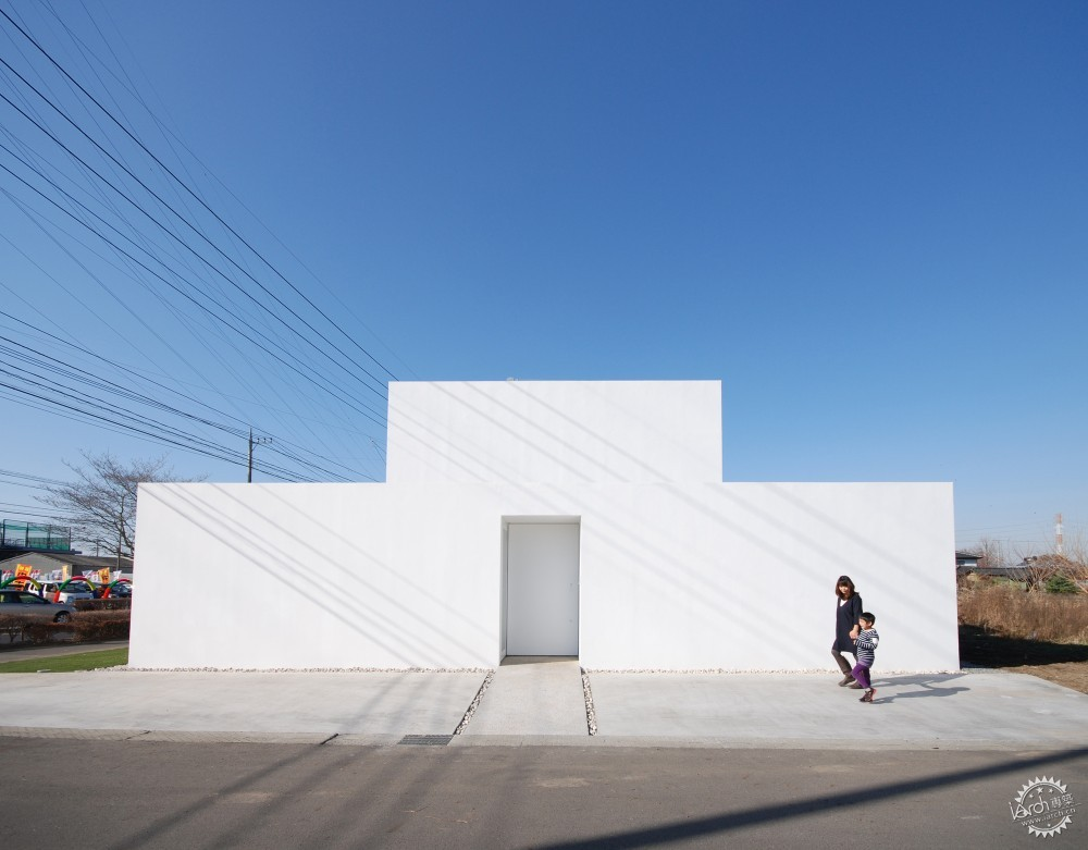 Library House / Shinichi Ogawa & Associates第1张图片