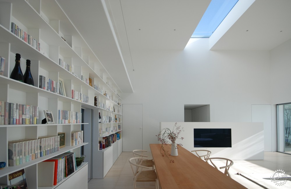 Library House / Shinichi Ogawa & Associates第5张图片