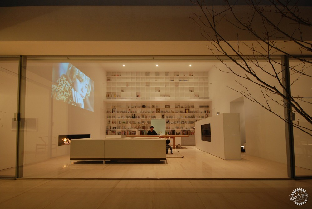 Library House / Shinichi Ogawa & Associates第8张图片