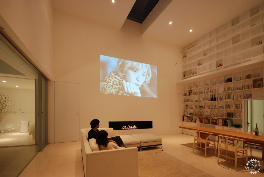 Library House / Shinichi Ogawa & Associates第9张图片