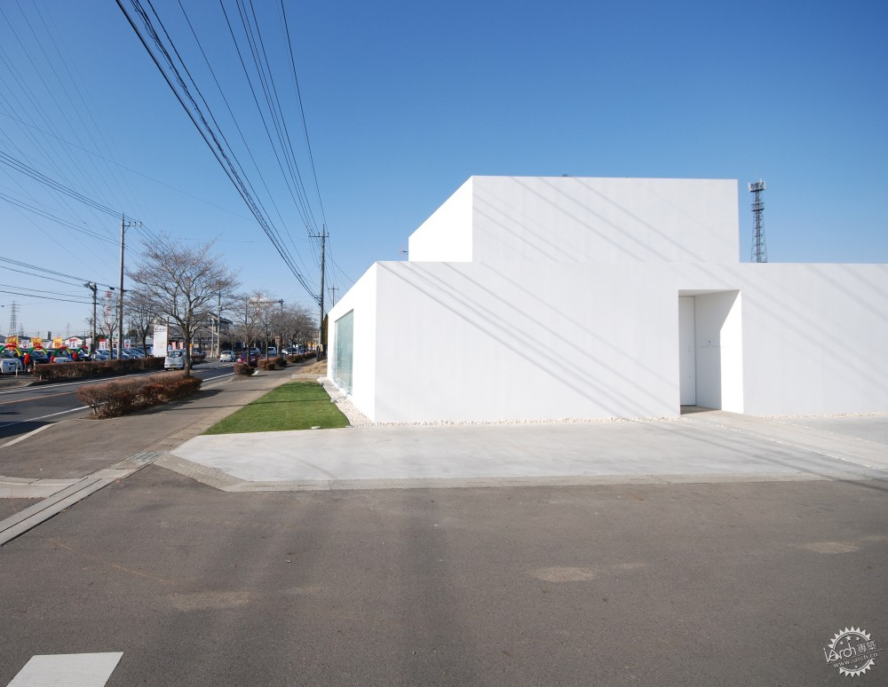 Library House / Shinichi Ogawa & Associates第10张图片