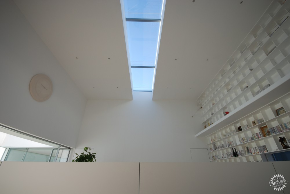 Library House / Shinichi Ogawa & Associates第12张图片