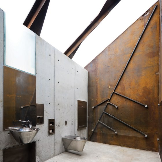 At Your Convenience: contemporary public-toilet architecture第3张图片