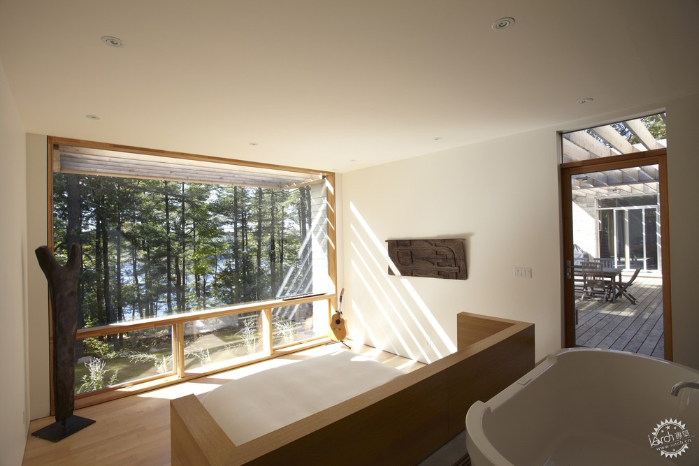 Carling公寓/ Tact Architecture建筑事务所Carling Residence / Tact Architecture第6张图片