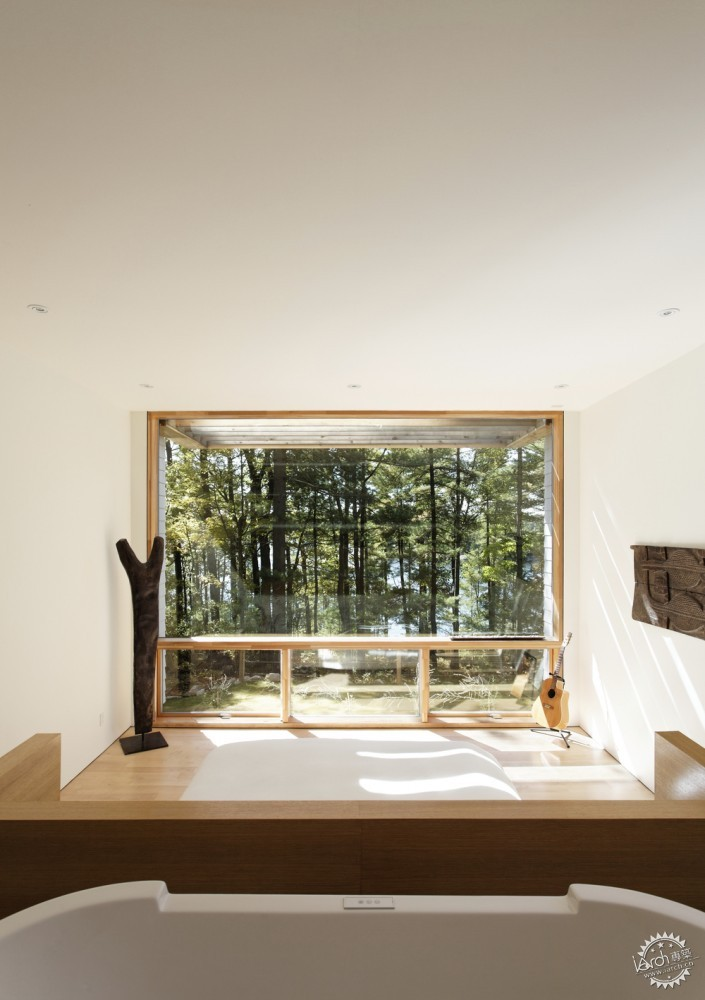 Carling公寓/ Tact Architecture建筑事务所Carling Residence / Tact Architecture第5张图片