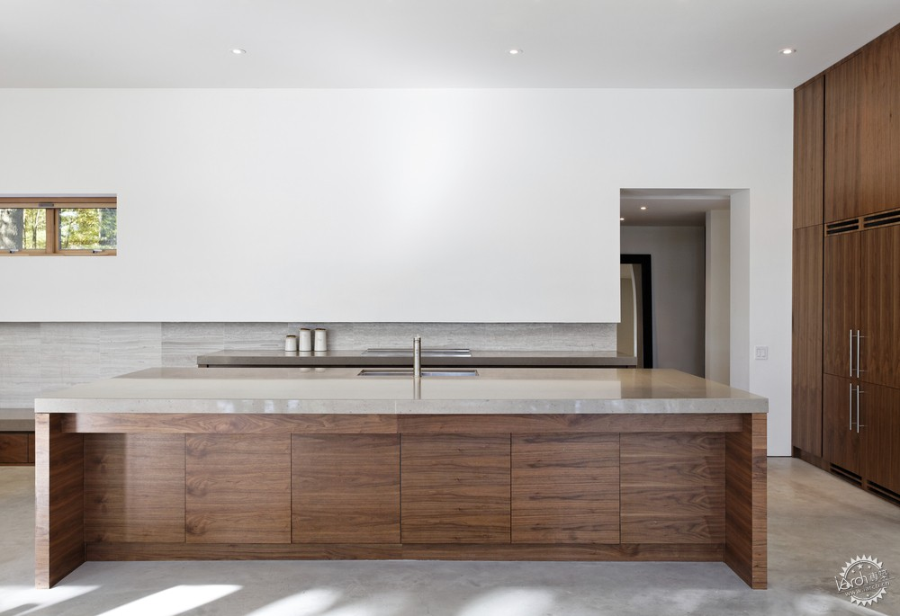 Carling公寓/ Tact Architecture建筑事务所Carling Residence / Tact Architecture第11张图片