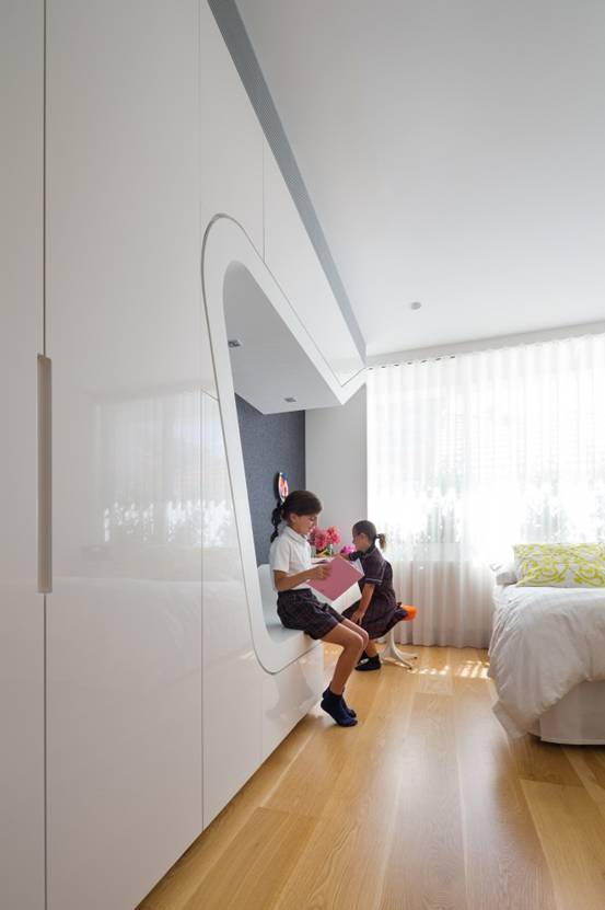 Hewlett 街道房屋/MPR设计团队Hewlett Street House / MPR Design Group第5张图片