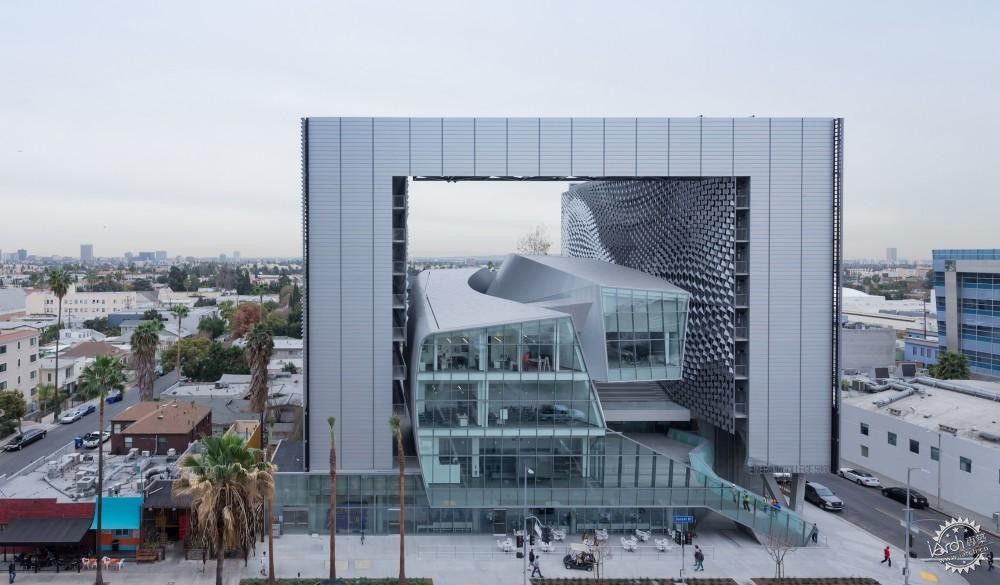 艾默生学院洛杉矶中心/ Morphosis Architects第1张图片
