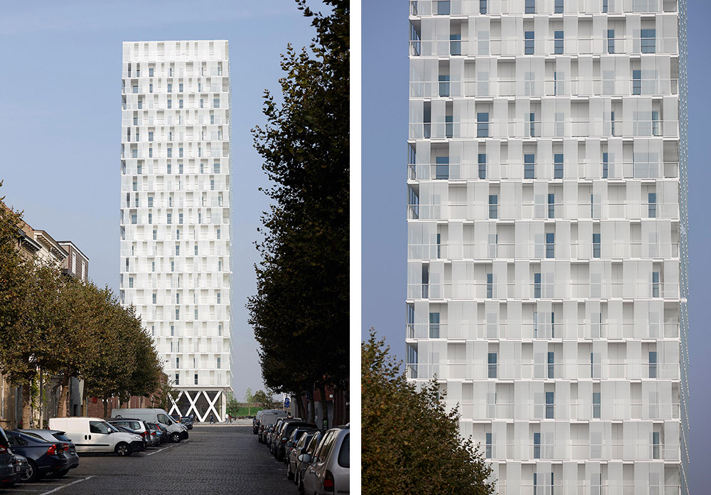 Park Tower / Studio Farris Architects第3张图片