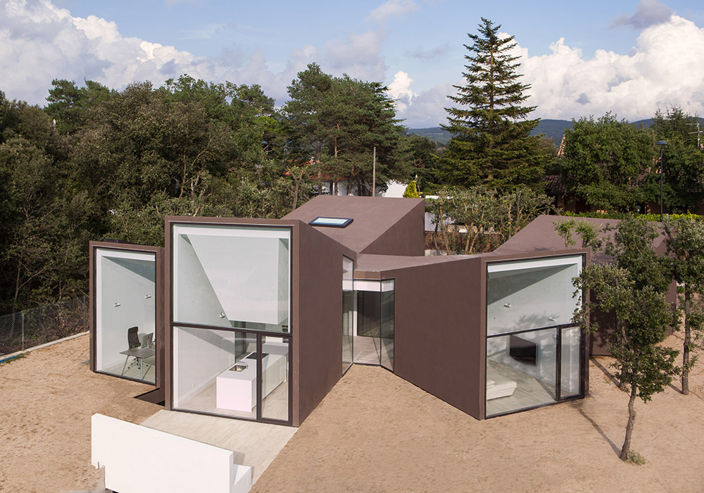 House And Studio Yc / RTA-Office第1张图片