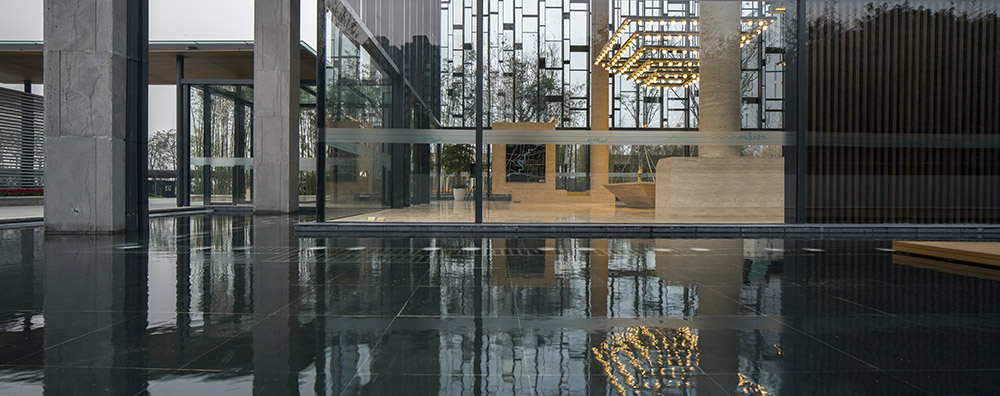 Sales Pavilion, Ningbo, China/ The One House第1张图片