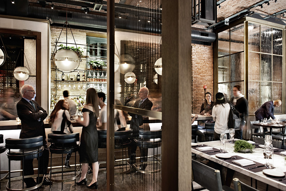 Chefs Club, New York / Rockwell Group第1张图片
