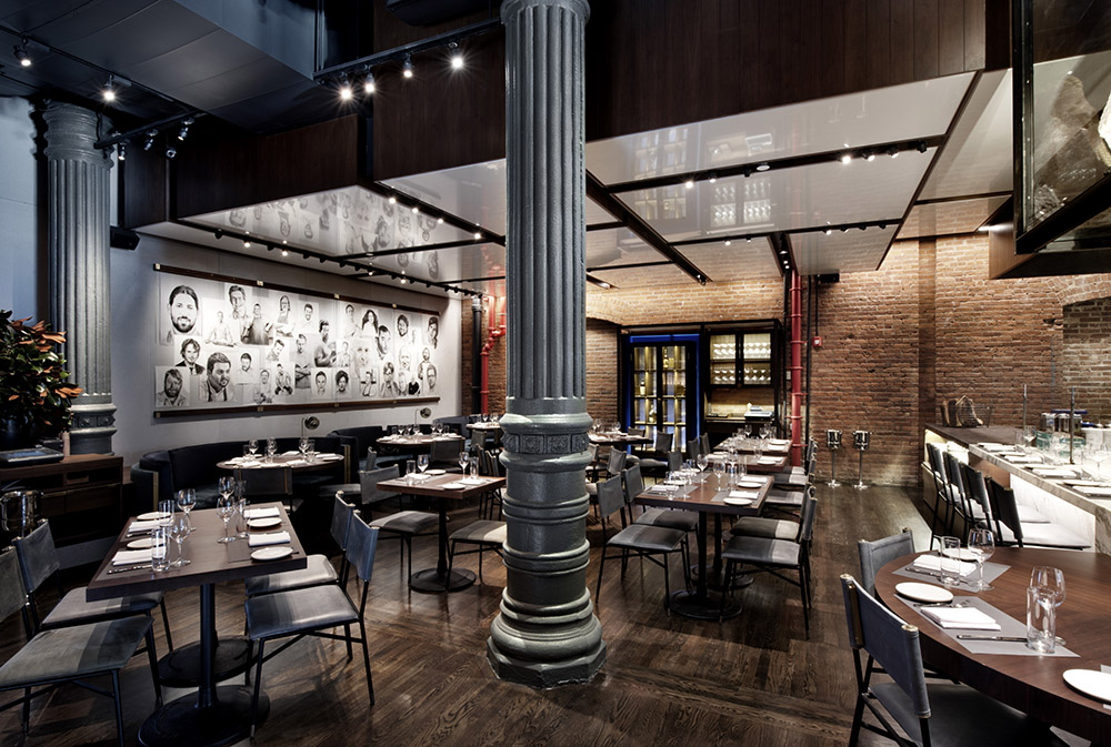 Chefs Club, New York / Rockwell Group第2张图片