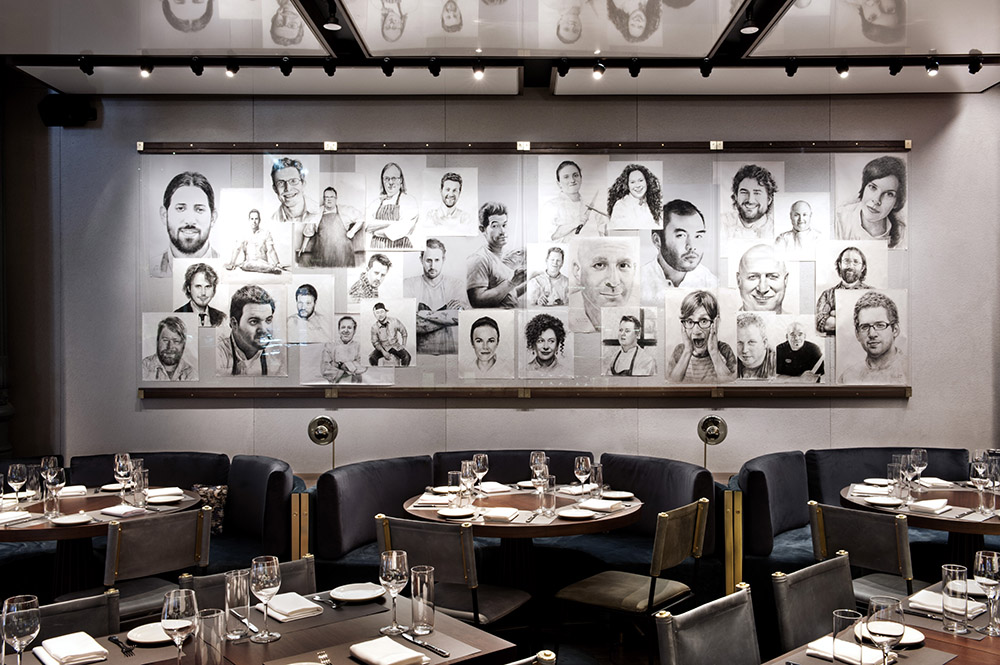 Chefs Club, New York / Rockwell Group第3张图片