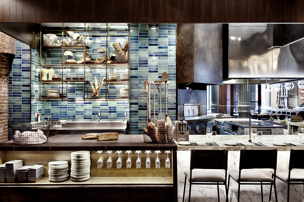 Chefs Club, New York / Rockwell Group第4张图片