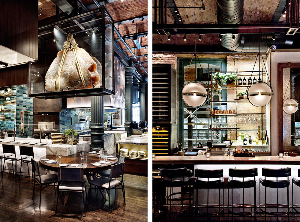 Chefs Club, New York / Rockwell Group第5张图片