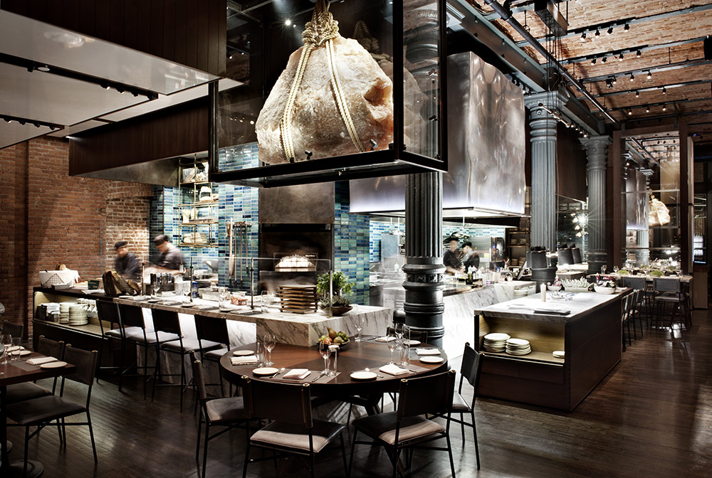 Chefs Club, New York / Rockwell Group第6张图片