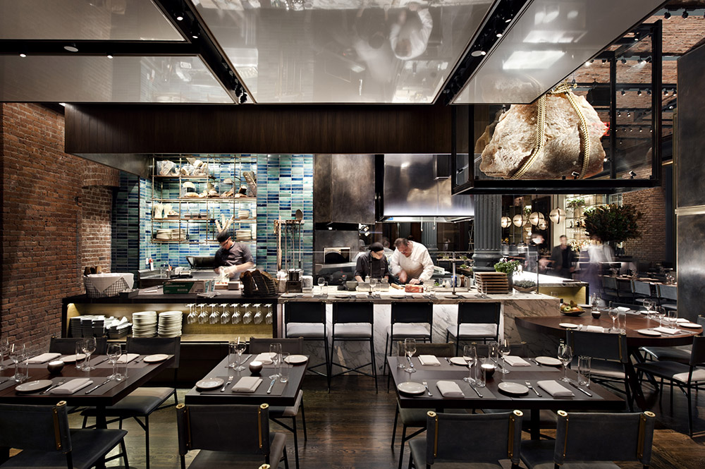 Chefs Club, New York / Rockwell Group第7张图片