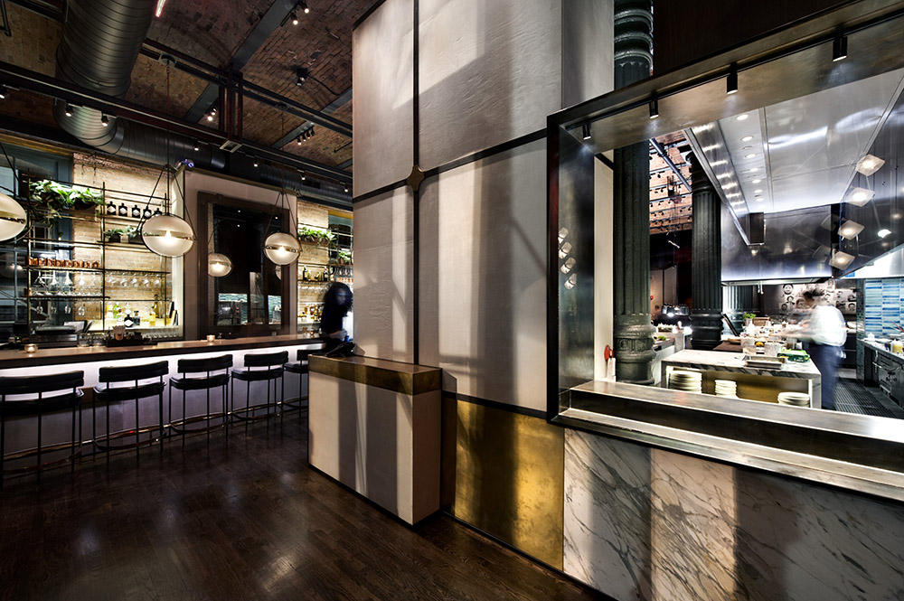Chefs Club, New York / Rockwell Group第9张图片