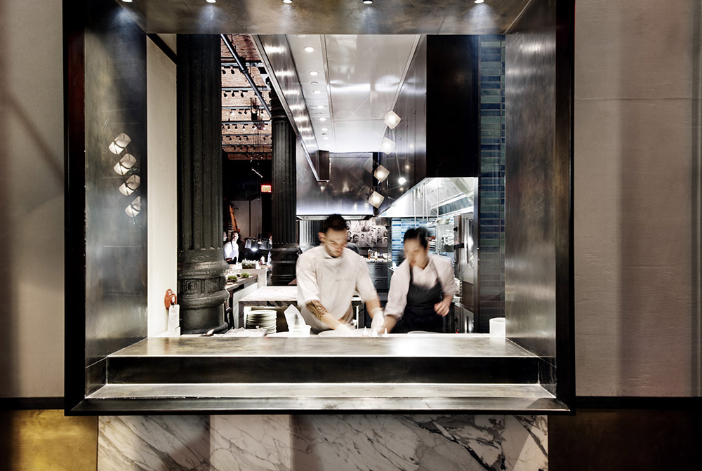 Chefs Club, New York / Rockwell Group第10张图片