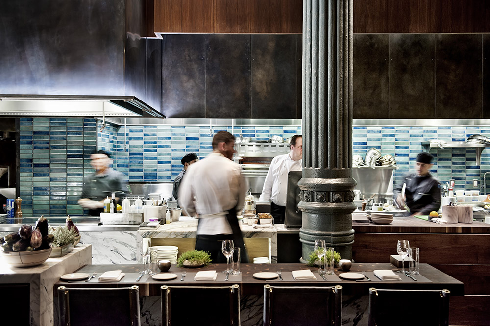 Chefs Club, New York / Rockwell Group第11张图片