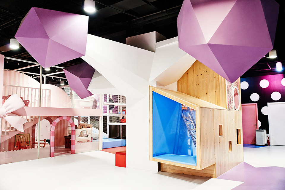 Mitty Jump Playgrounds / dot Architects第3张图片