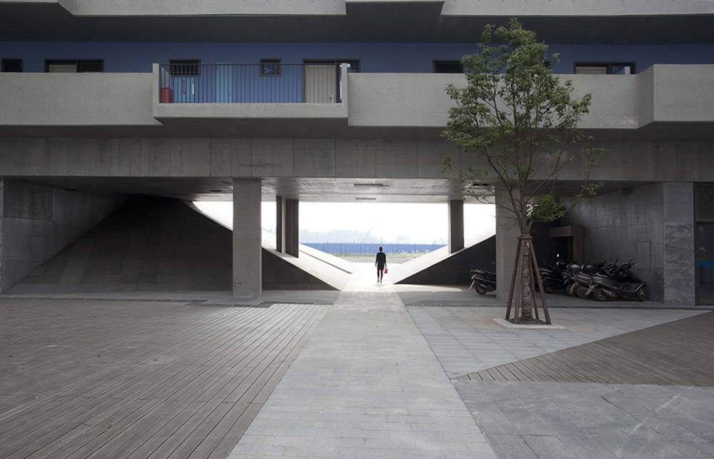 Stepped Courtyards / OPEN第17张图片