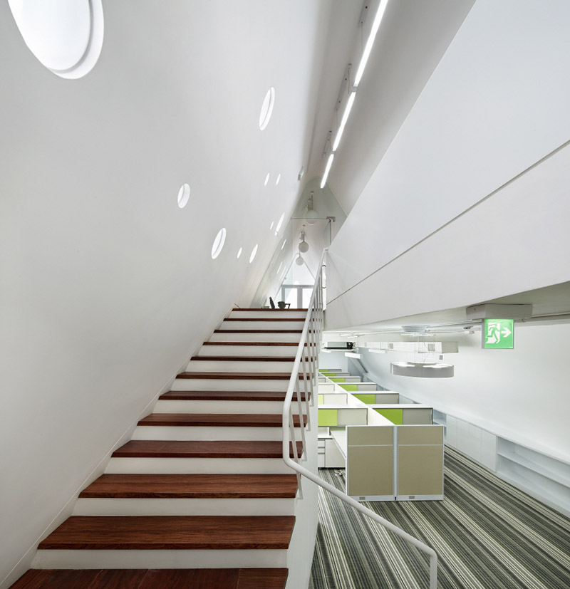 Gangnam Commercial Building / SYSTEM LAB第11张图片