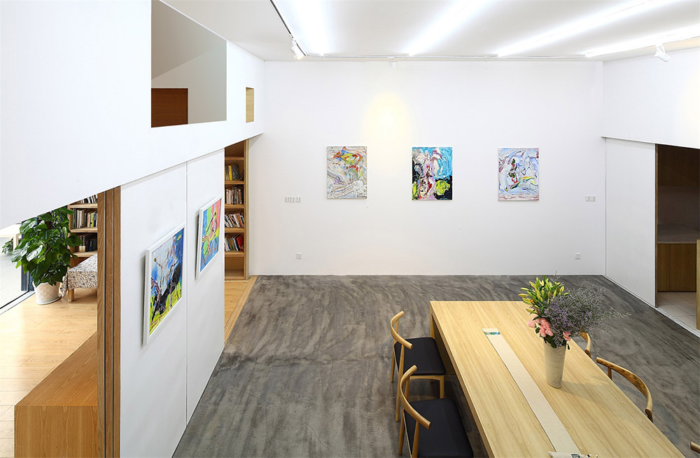 Yanyu Art Space For Artist Fang Tianyuan第4张图片