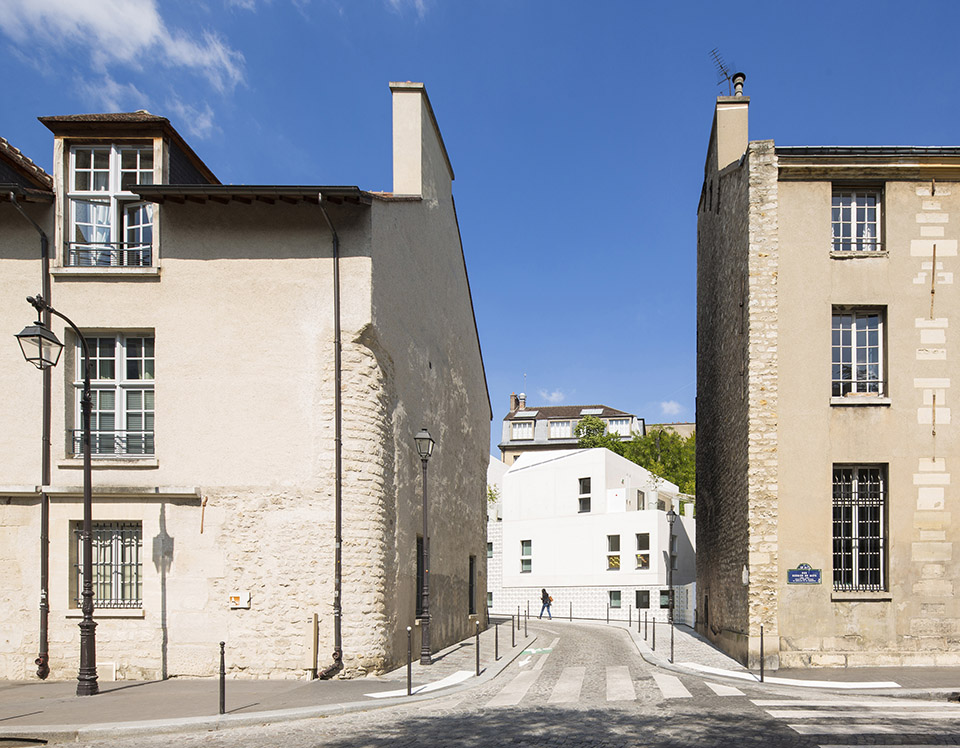 Day care center in Paris / Rh+ architecture第1张图片