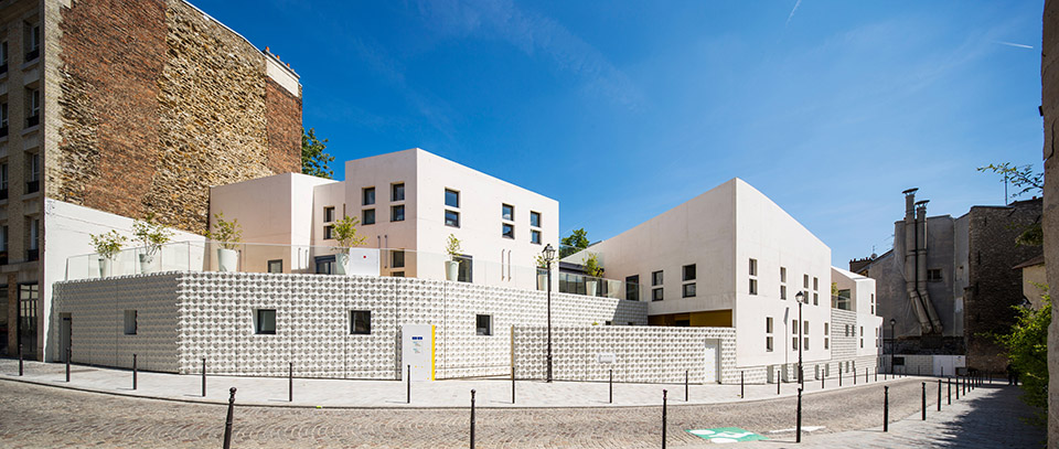 Day care center in Paris / Rh+ architecture第3张图片