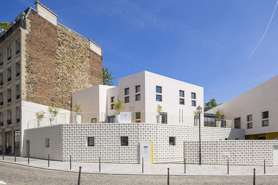 Day care center in Paris / Rh+ architecture第4张图片