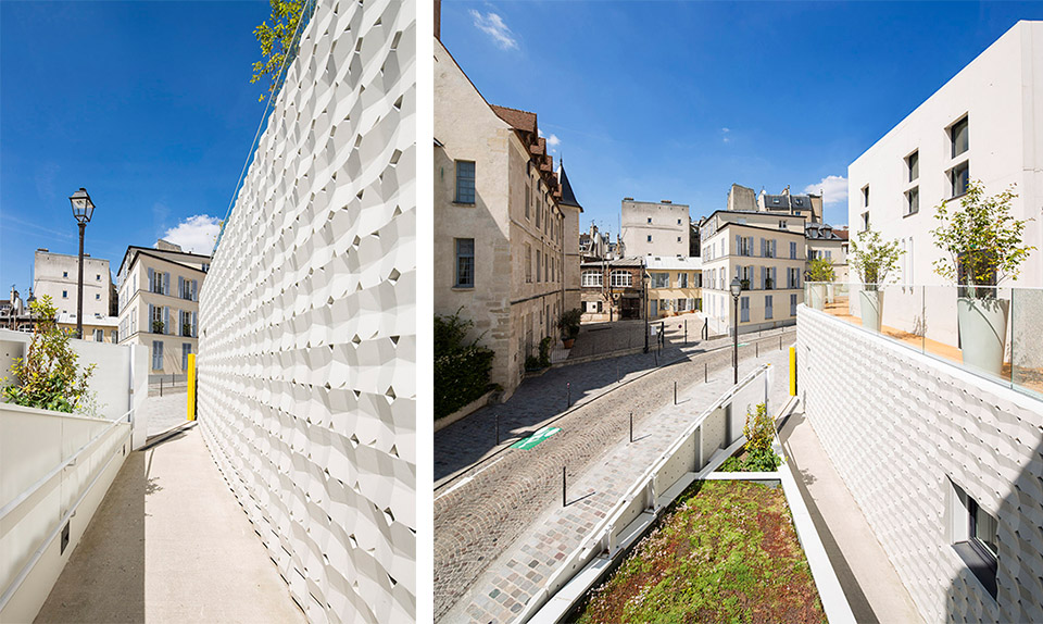 Day care center in Paris / Rh+ architecture第7张图片