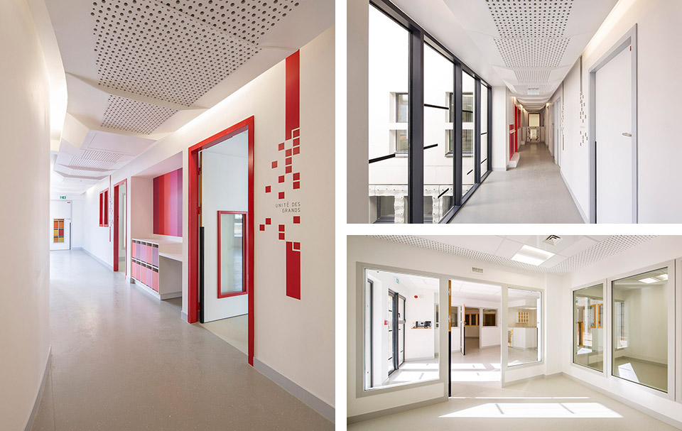 Day care center in Paris / Rh+ architecture第11张图片