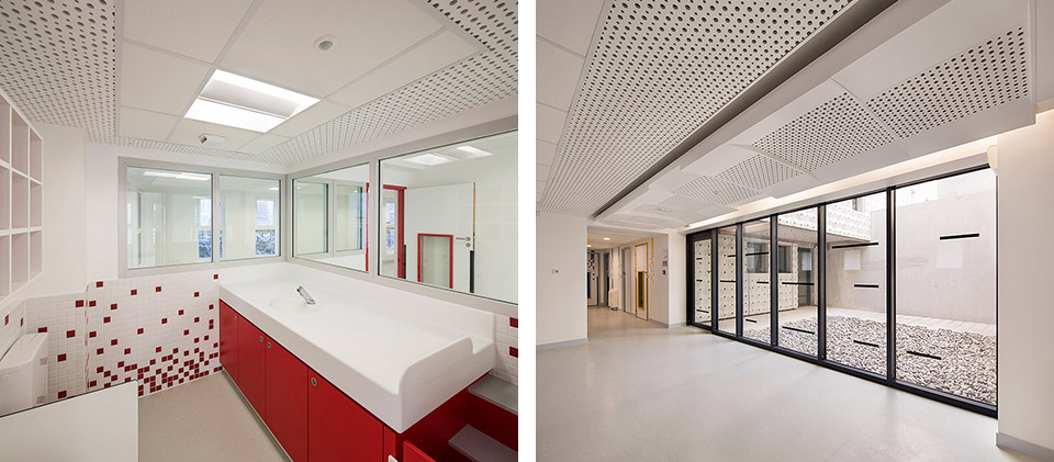 Day care center in Paris / Rh+ architecture第12张图片