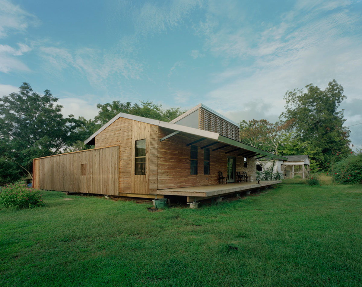 Rural Studio 荣膺AIA 2015年度 Whitney M. Young Jr.大奖/AIA Honors Rural Studi...第2张图片